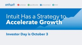 Intuit's Annual Investor Day
