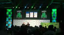 Continuous Learning at TechCrunch Disrupt