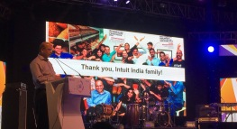 Intuit Congratulates Employees on Receiving Intuit India's Annual Award