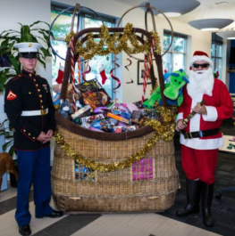 Intuit Military Networks and Toys for Tots Win Together!