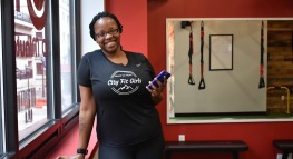 """We the Prosperous"" – Meet Kiera, a #GirlOnFire Set on Keeping Philly Fit!"
