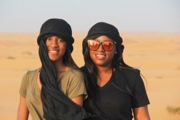 """We The Prosperous"" – Meet Verone & LaVerda, World Travelers Spreading Inspiration"