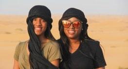 """We The Prosperous"" – Meet Verone & LaVerda, World Travelers Spreading Inspiration"
