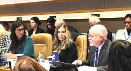 Intuit Joins Worldwide Leaders at the UN to Take the Stage—and a Stand—on Gender Equality