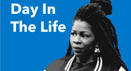 Day in the Life: Meet Marian Andoh