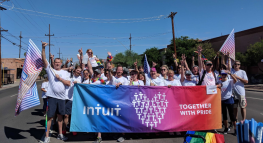 More Than a Parade: Spotlight on our Intuit Pride Network
