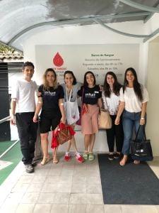 Intuit Brazil Employees Volunteering