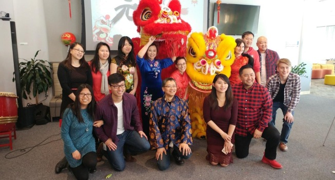 Lunar New Year with Intuit Employees