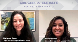 Conferences from Home: Girl Geek X Elevate 2020 – How to Quickly Ramp Up on Open Source