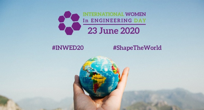 International Women in Engineering Day Header Image, 6-15-20