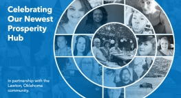 Launching our Next Virtual Prosperity Hub in Oklahoma