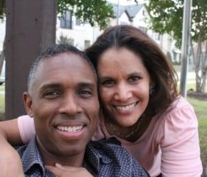 Stephanie and Andrew Gordon