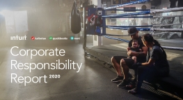 Highlights from our 2020 Corporate Responsibility Report