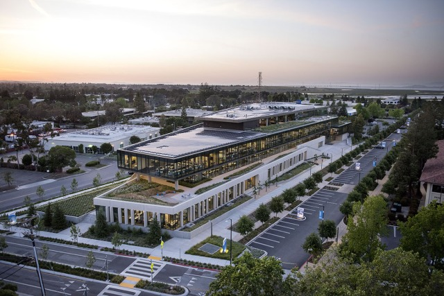 Intuit Mountain View Campus – Jeremy Bittermann Photography