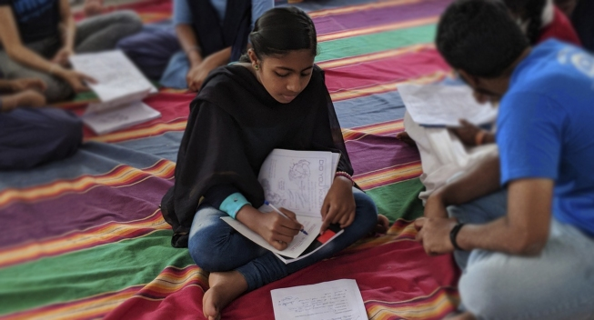 Intuit Rise: Girl Child Education Initiative