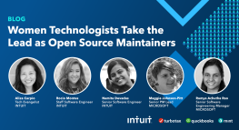 Women Technologists Take the Lead as Open Source Maintainers