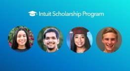 2021 Intuit Scholarship Program Recipients