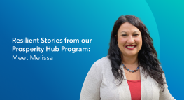 Resilient Stories from our Prosperity Hub Program: Meet Melissa