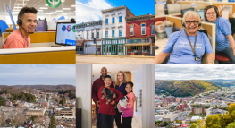 A Prosperity Hub Story: Career Paths, Community Impact and Limitless Possibilities