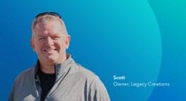 Resilient Stories from our Prosperity Hub Program: Meet Scott