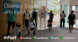 Diversity, equity and inclusion is a business imperative for Intuit, not just a mindset or a grassroots effort