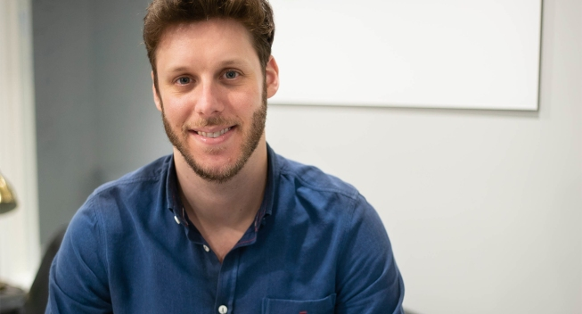 Jesse Abrams, Homewise CEO & Co-founder