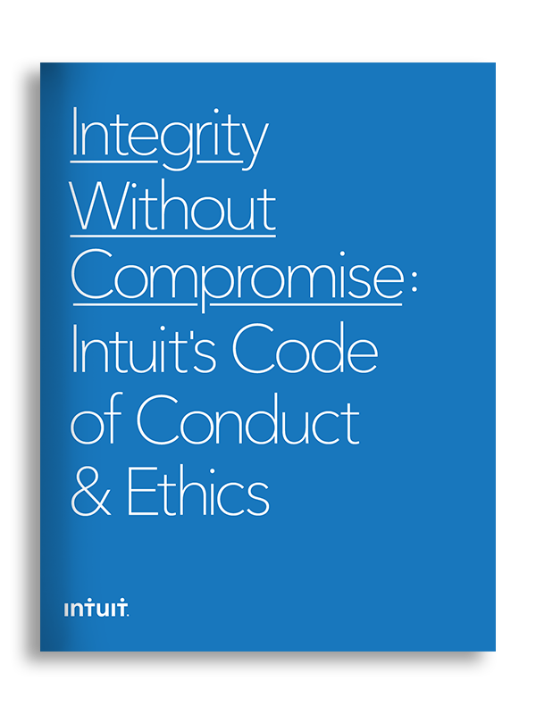 Code of Conduct Front Page