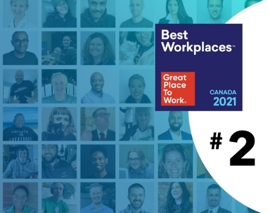Intuit Canada is a great place to work in 2021