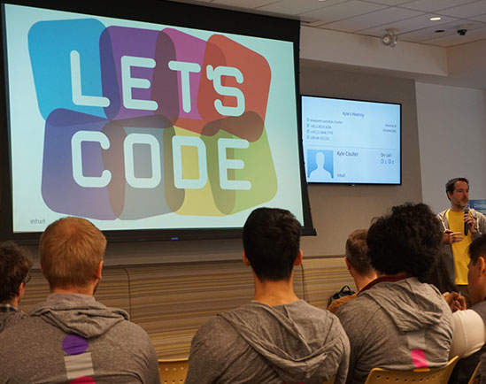 Let's Code Event