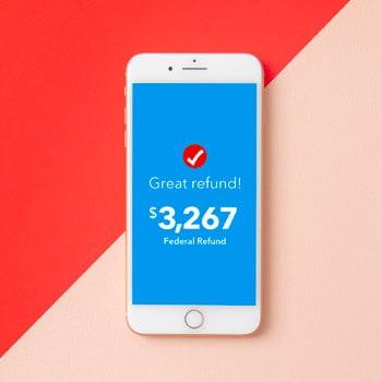 TurboTax Mobile Screenshot