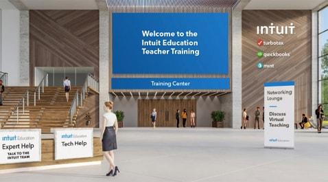 Intuit Education  - Training Center