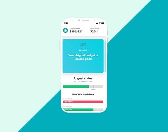 Mint phone screenshot
