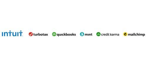 1-line horizontal Intuit ecosystem logo